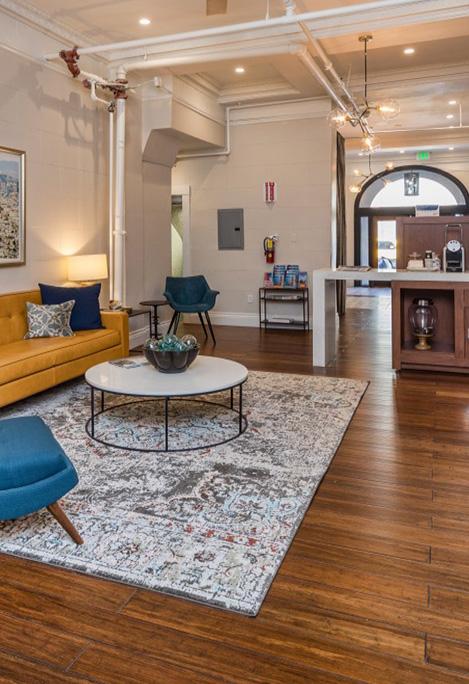 HTL 587 San Francisco - Guest Room