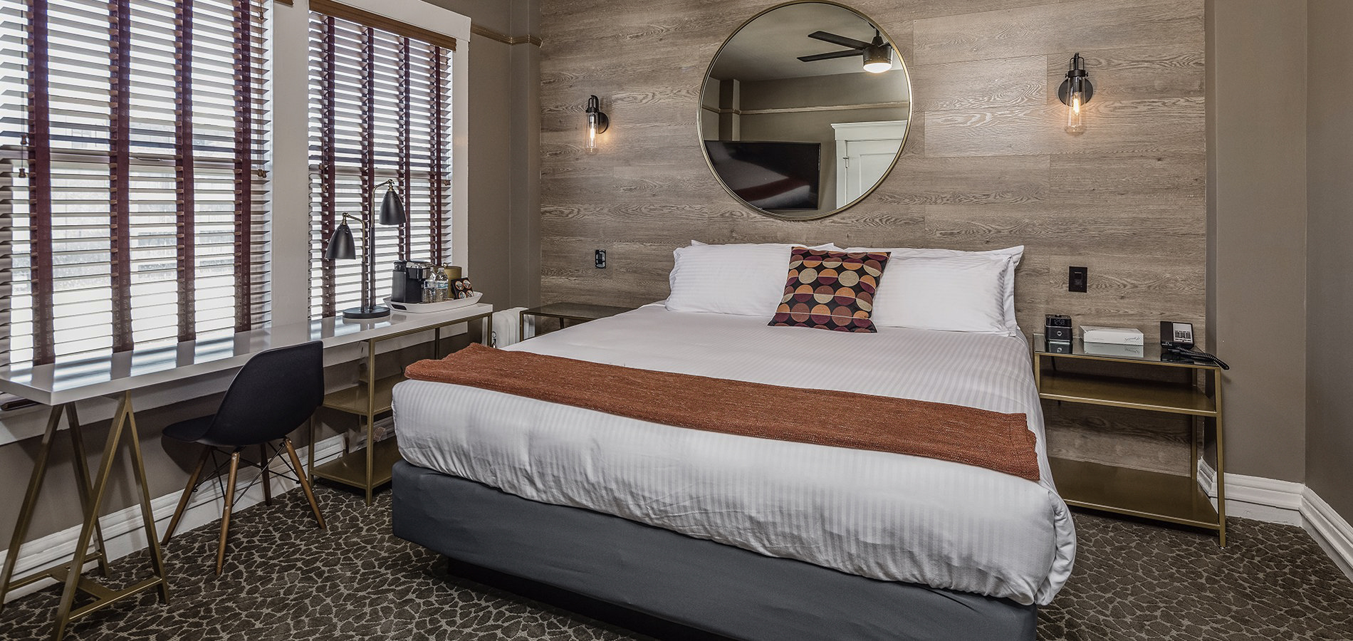 Plush Bedding at San Francisco's Newest Contemporary Hotel