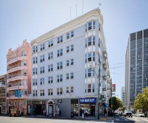 HTL 587 San Francisco - Hotel Exterior